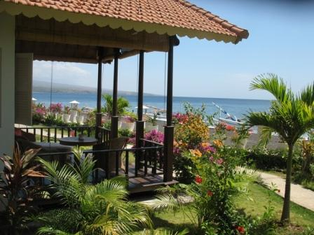 Kembali Beach Bungalows Sea View