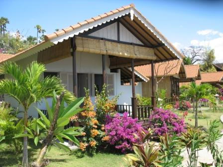 Kembali Beach Bungalows 4