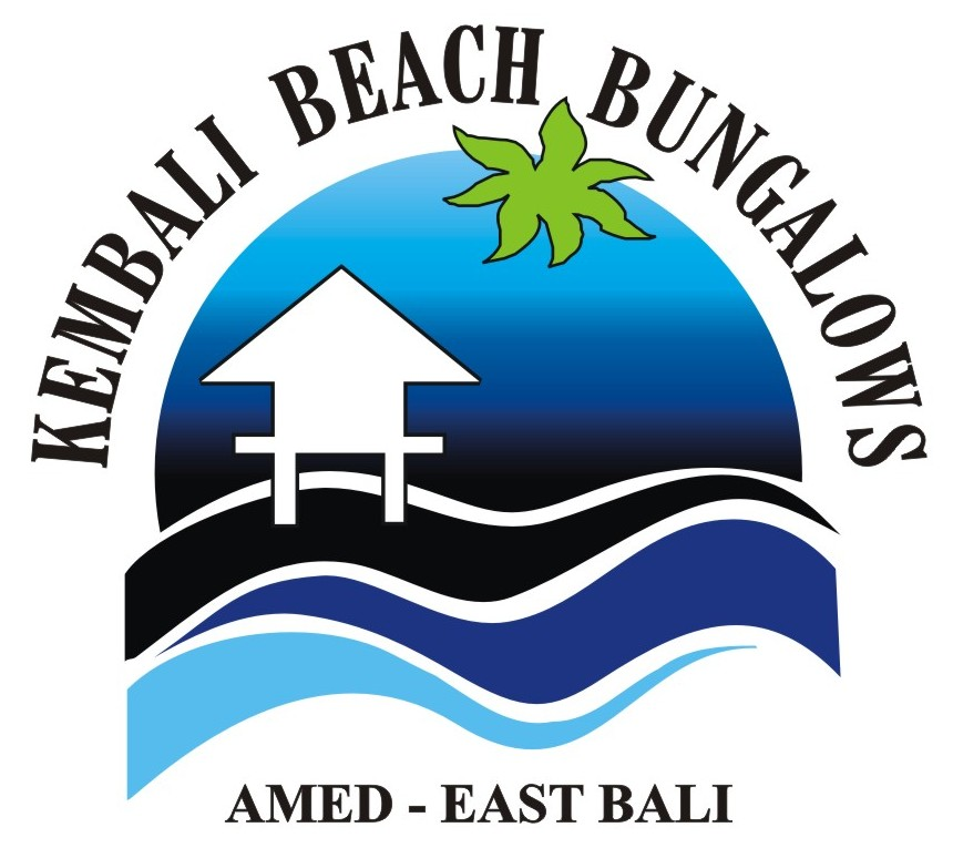 Kembali Beach Bungalows Logo